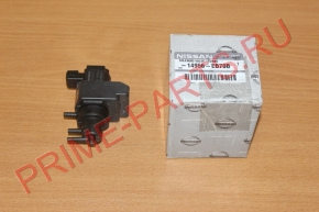 Клапан турбокомпрессора Nissan Cabstar F24 (дв. ZD30) ORIGINAL