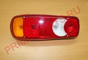 Фонарь задний левый Nissan Cabstar F24 DEPO (с проводом)