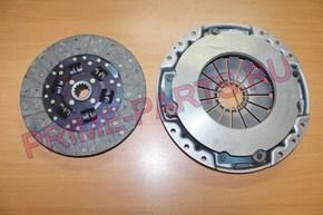 Сцепление Isuzu NQR71, NLR85, NMR85 (300мм дв.4HG1-T, 4JJ) диск+ корзина EXEDY